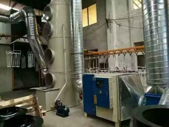 橡胶厂废气治理